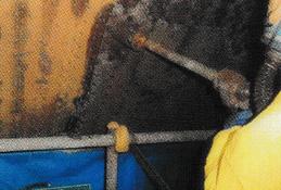 燃焼炉耐火モルタルはつリエ イメージ2