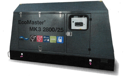 Eco Master MK3 2800/25